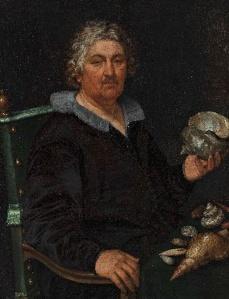 Hendrick GOLTZIUS portrait de Jan Govertsz van der Aar 1603 hst 107.5 x 82.7 Museum Boijamns Van Beuningen photo studio Tromp Rotterdam