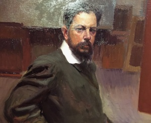 autoportrait 1904