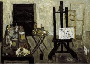 l'Atelier - GUERRIER 1956