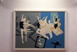 Tano Festa-Sequenza di balletto 1965