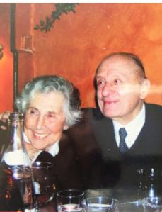 Pierrette Gargallo avec Jean Kisling